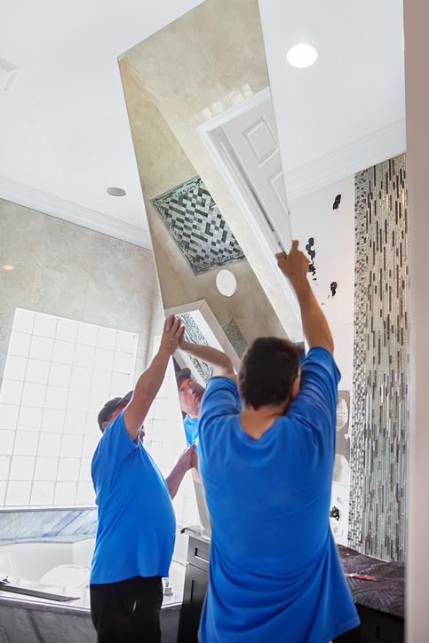 Commercial Mirrors: Tips for Proper Handling, Installation & Upkeep