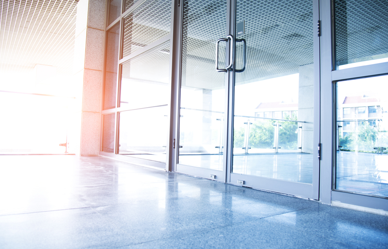 Glass Options That Deliver For Commercial Doors