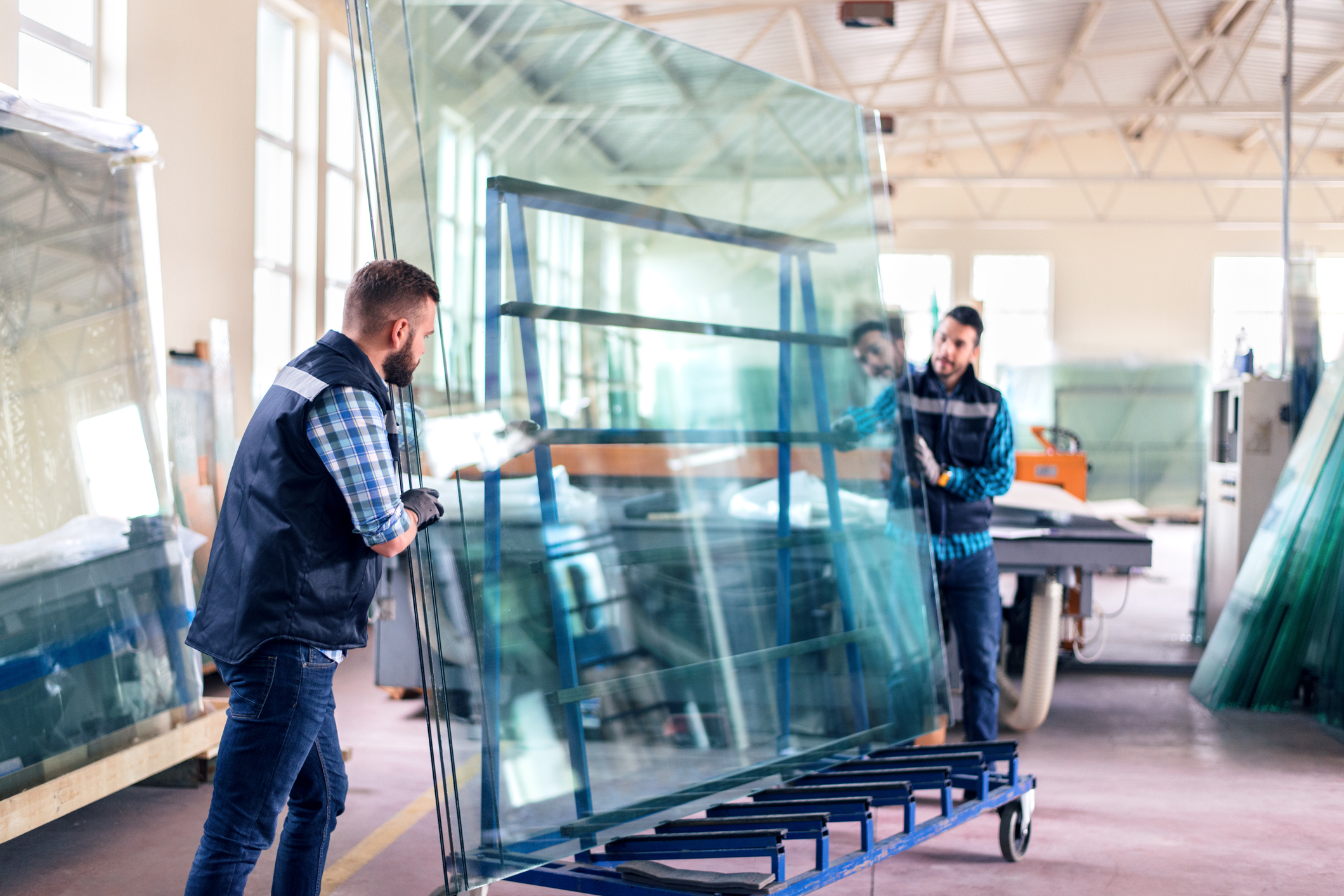Glass Fabrication Capabilities Your Vendor Should Provide